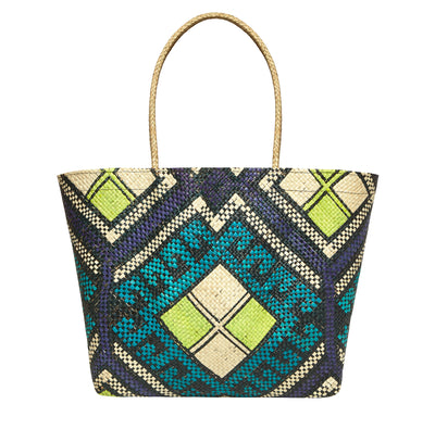 Rainforest Malaya Tote