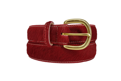 Cherry Red Belt