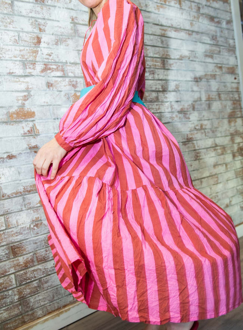 candy stripes.............