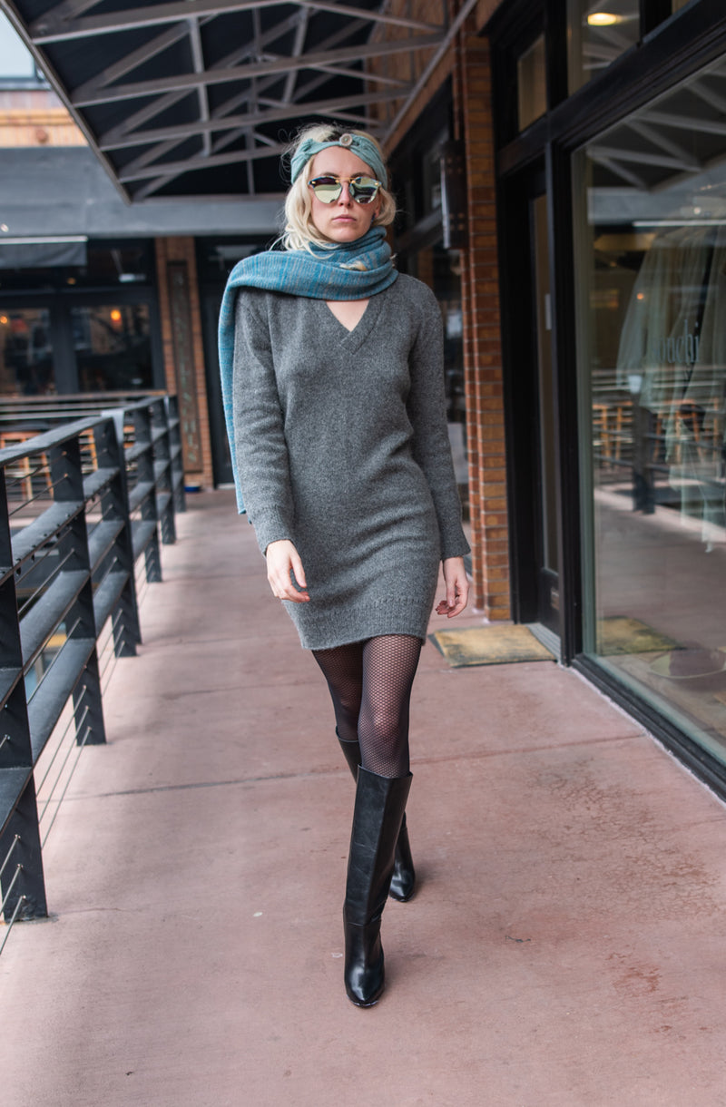 sweater? tunic? mini dress? you decide.....