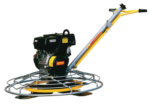 Concrete Finisher - Walk-Behind Power Trowel - Rent Today!-Neighborly's Equipment & Rental