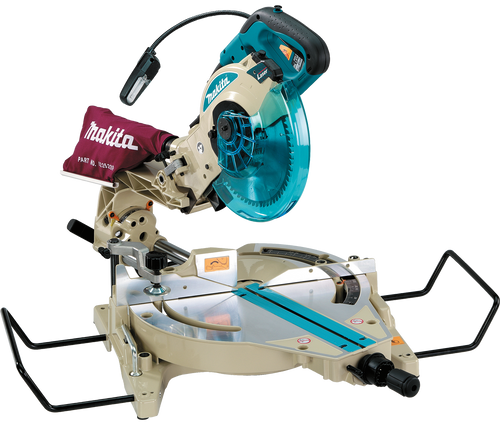 Compound Slide Miter Saw 10