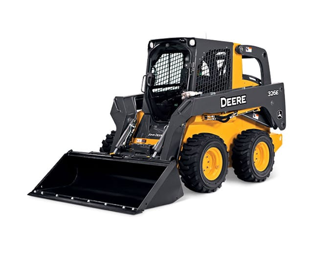 Skid Loader - 3,100 lb Operating Capacity - Rent Today!