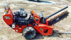 "Walk Behind Trencher - 36"" Boom - Available For Rent Asheville, NC-Neighborly's Equipment & Rental"