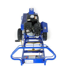 "Bluebird 14"" Stump Grinder From Above"