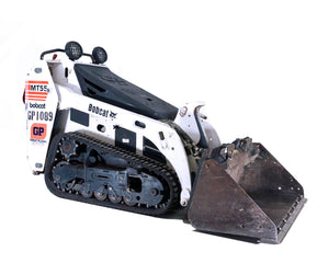 Bobcat Mini Skid Steer With Tracks