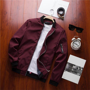 Cool Bomber Jacket