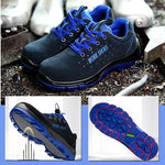 Steel Toe Shoes - Viral Casual Work Shoes