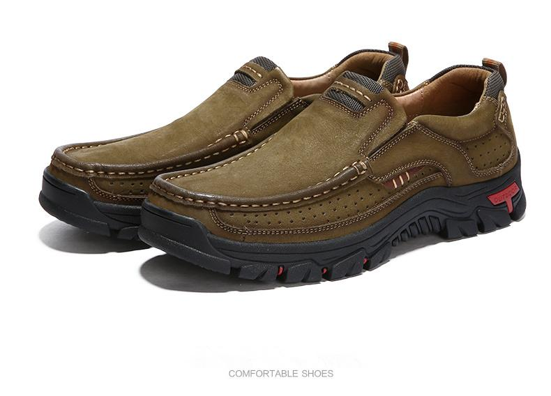 Waterproof Leather Shoes