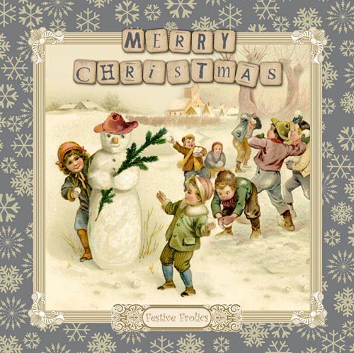 CHRISTMAS CARD FF13GC