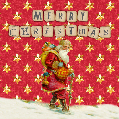 CHRISTMAS CARD FF31GC