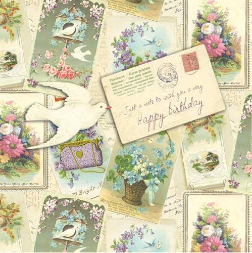 GREETING CARD JV29GC