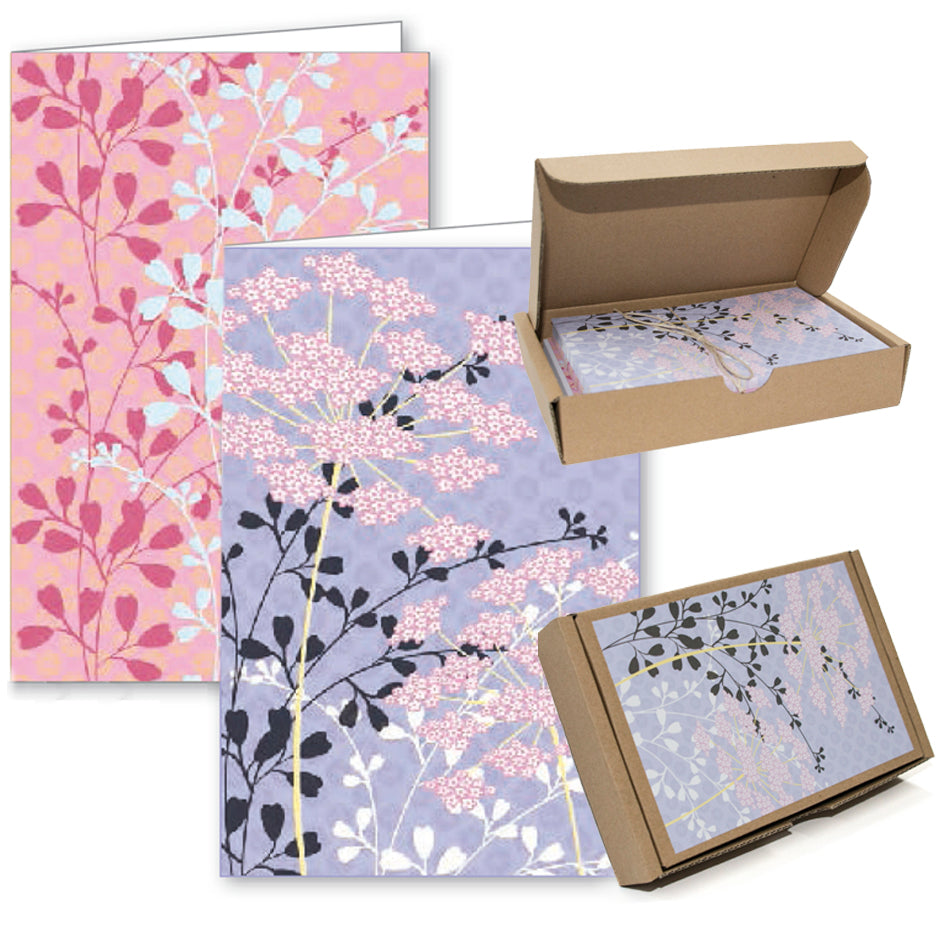 NOTECARDS BOXED TN26060