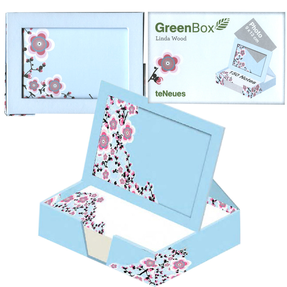 NOTE BOX FOLDABLE FRAME FOR PHOTO TN26080