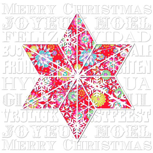 CHRISTMAS CARD TS04GC
