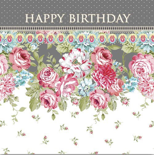 GREETING CARD VR38GC