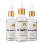 Hair Growth Oil - 3 Pack