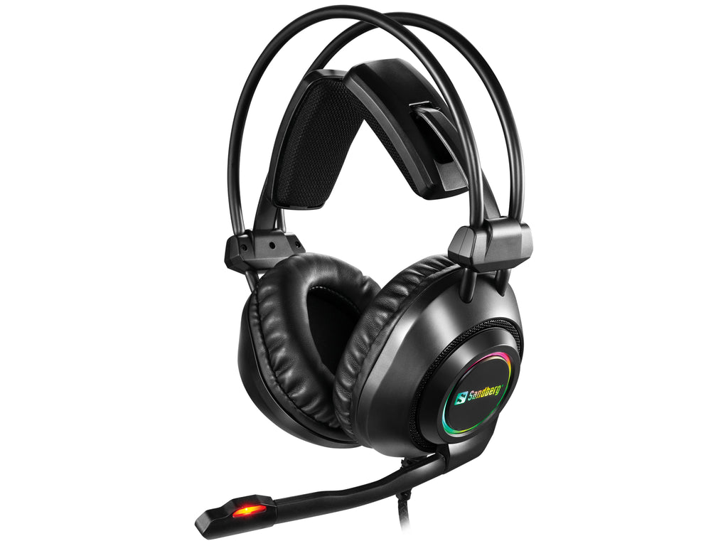 Sandberg Savage Headset USB 7.1 Гейминг слушалки