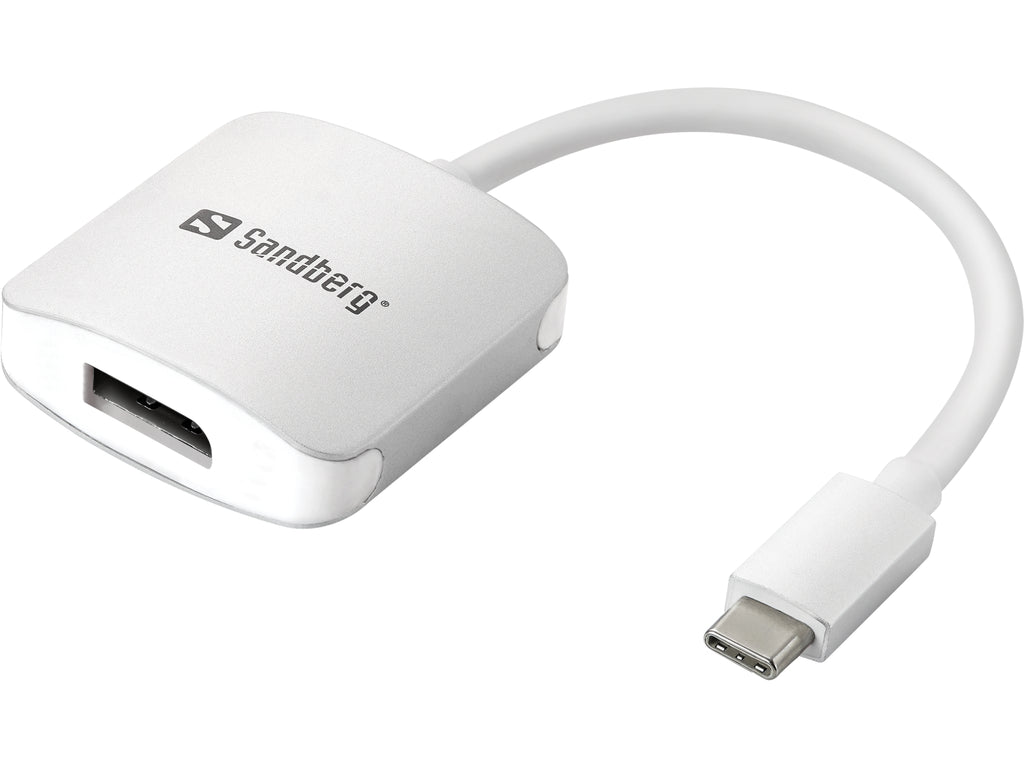 Sandberg Адаптор USB-C to DisplayPort Link