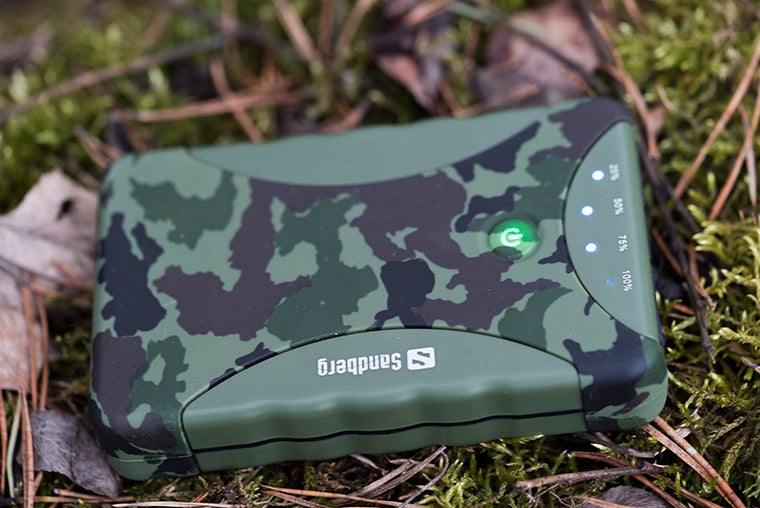 Sandberg Outdoor Powerbank 10400 mAh Външна батерия