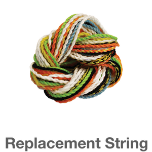 EU Replacement String: change colors for fun or replace worn out strings