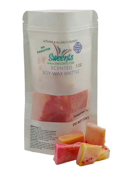 Pomegranate Toi  (Pomegranate and Raspberry) Wax Brittle