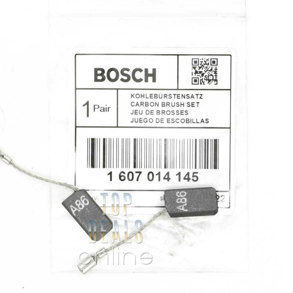 Bosch PWS 700-115 Angle Grinder Carbon Brushes 1607014145 READ 10 Digit Part No.