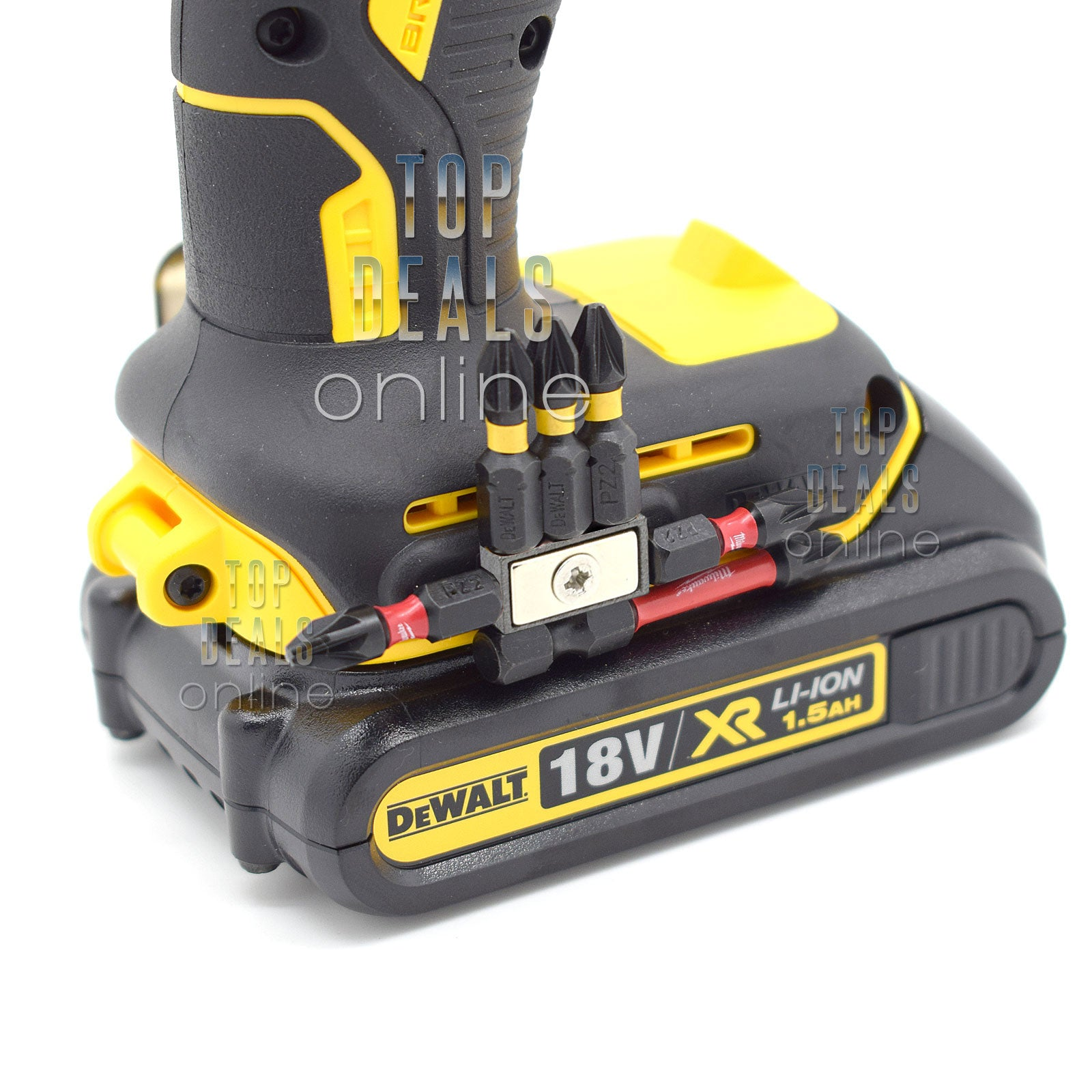 Dewalt Universal Magnetic Bit Holder 18v 10.8v Cordless Drills Impact XR Ranges