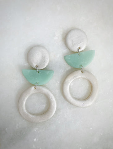 Jadeite and Pearl Meredith