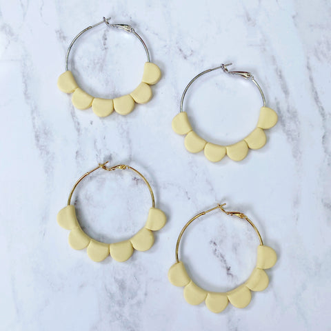 Butter Darcy Hoops