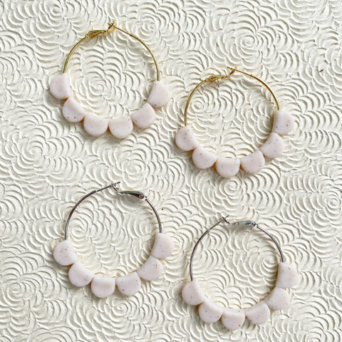 Oatmeal Darcy Hoops
