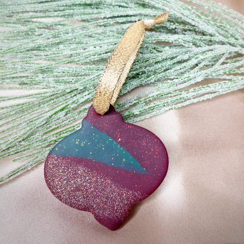 Christmas Colors Ornament