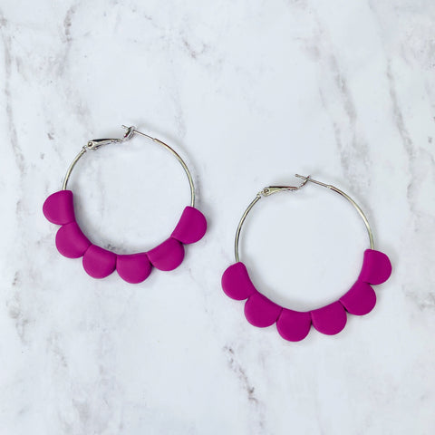 Berry Darcy Hoops