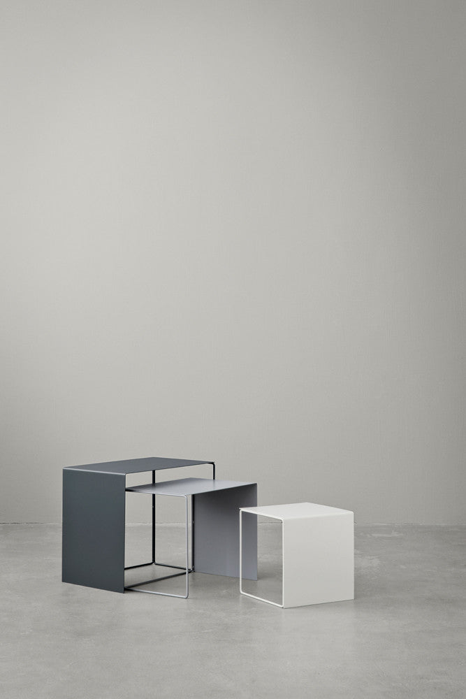 Cluster Tables (Gray)