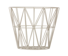 Wire Basket Gray