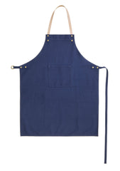 Apron w/ Leather