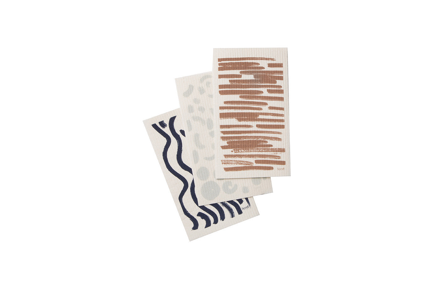 Brush Dish Cloth Set