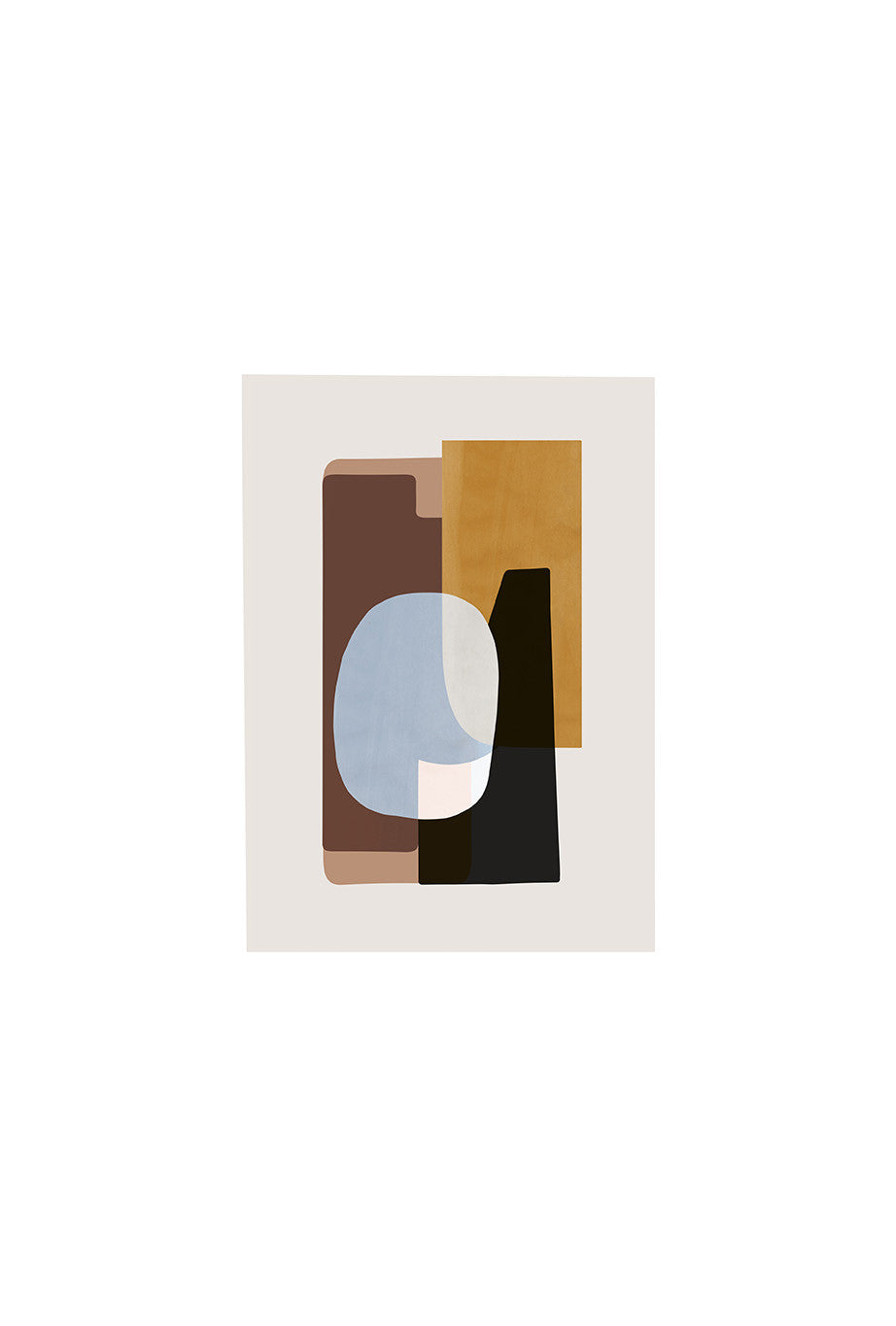 Abstraction Print (Small)