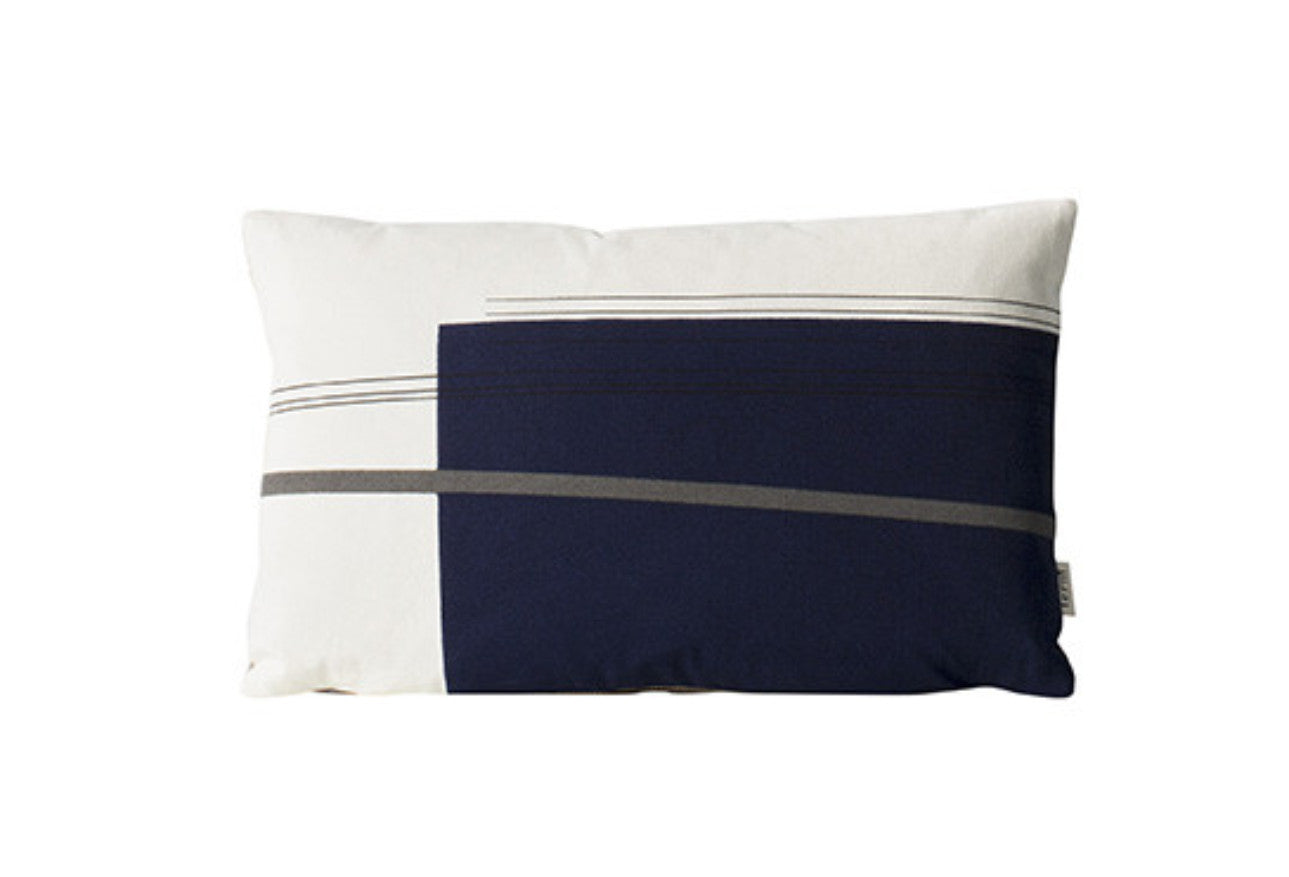 Color Block Cushion (Small)