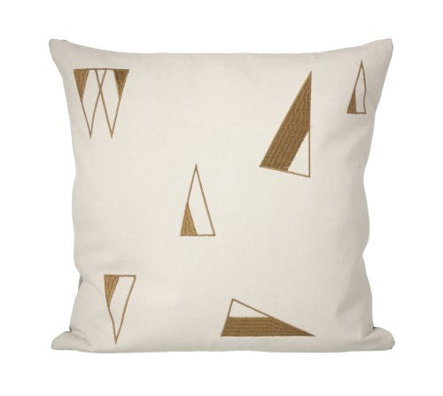 Cone Pillow (Mint)