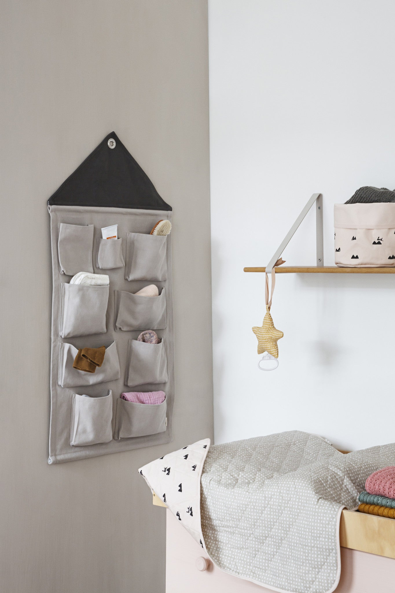 House Wall Storage