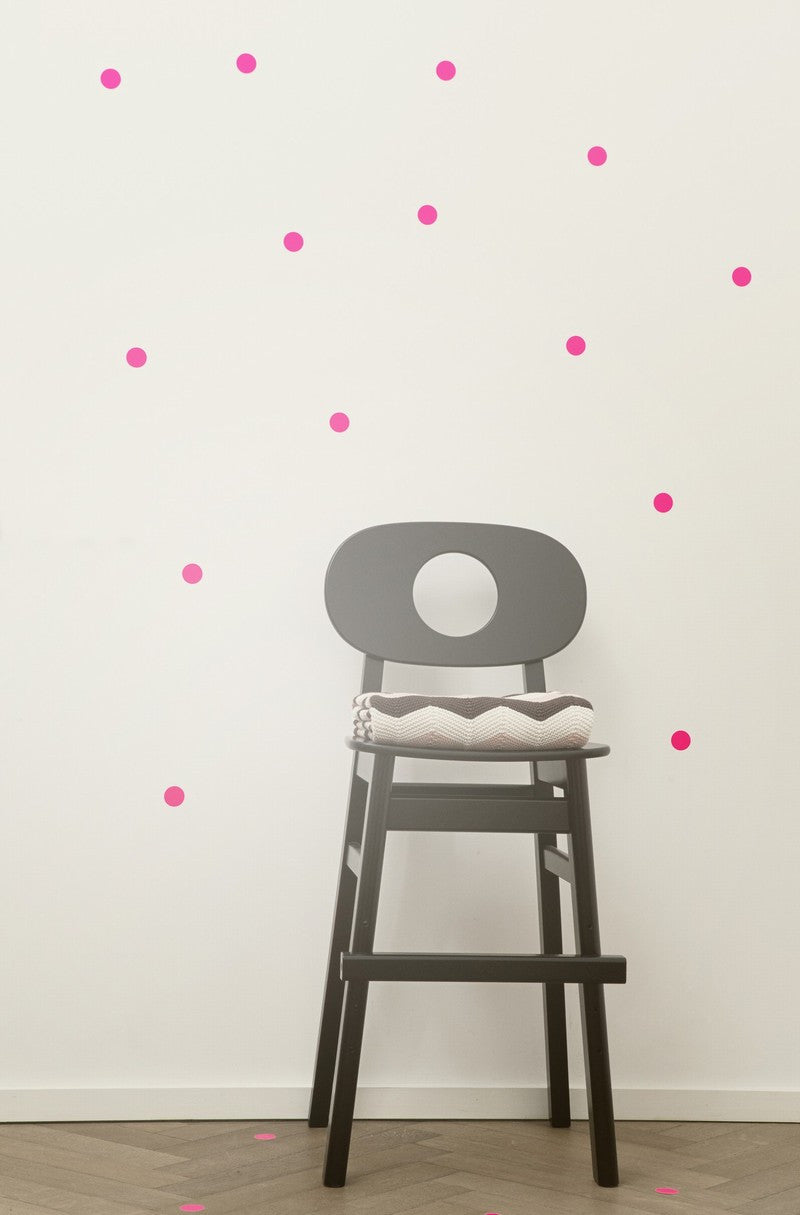 Mini Dots Wall Sticker (Neon)