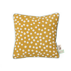 Dots (Curry) Pillow