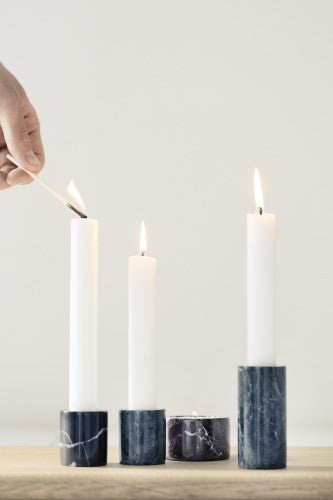 Marble Candleholders