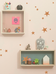 Mini Stars Wall Sticker (Copper)