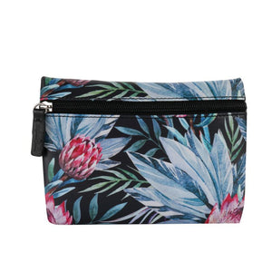 black protea purse