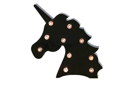 black unicorn light