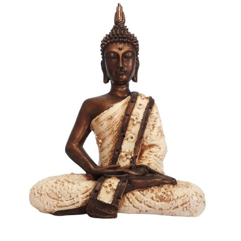 buddha in meditation pose