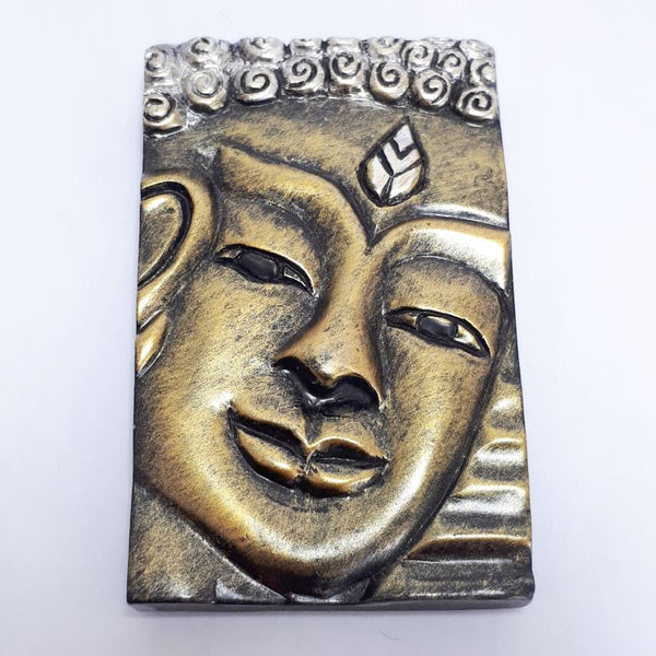buddha face magnet