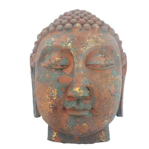 buddha face wall hanging